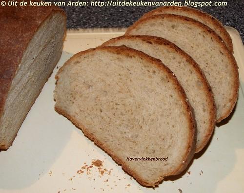 Havervlokkenbrood