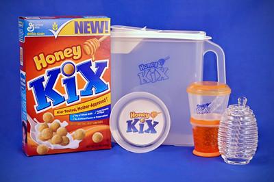 Honey Kix Giveaway