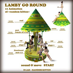 D+R LAMBY GO ROUND