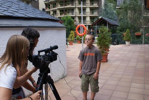 Francesc Asis López entrevistat per ATV