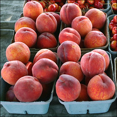 Peaches by La Grande Farmers