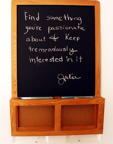 Quote Julia Child