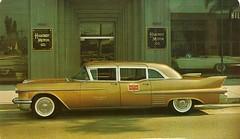 1958 Cadillac Seventy Five   Limousine