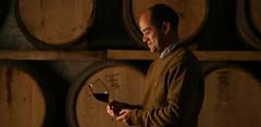Santiago Palero: mi mayor gratificación es cuando creo los cortes de vino