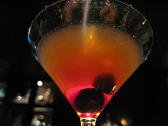 Library Bar at Hollywood Roosevelt's Manhattan by Caroline on Crack