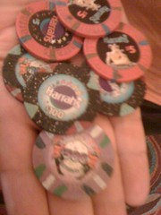 My Vegas winnings!