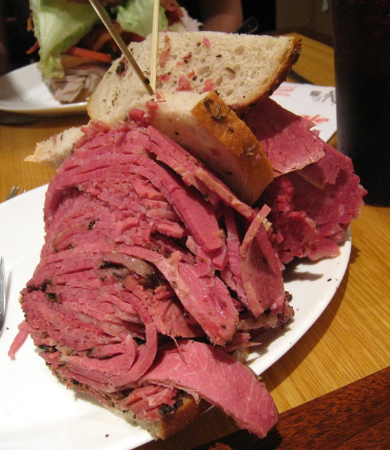 Carnegie Deli New York