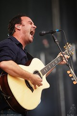 Dave Matthews Band will perform at Nationals Park in Washington, DC on July 23, 2010
