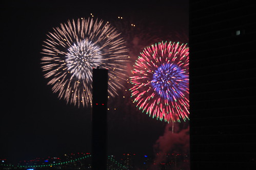 Tokyo Bay Fireworks 2009 #6