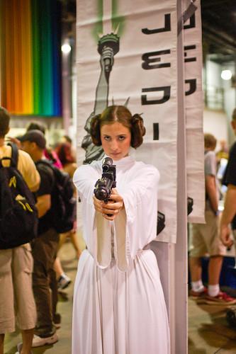 Lethal Leia