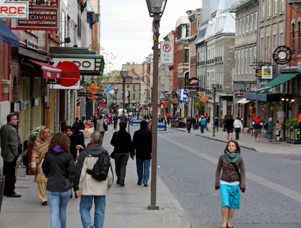 Ville de Quebec - Shopping