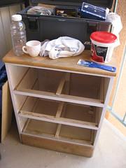 Curbside Dresser