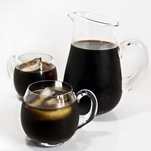 Cold-brewed Iced Coffee Recipe — Dishmaps