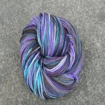 Yarn Pirate - Lina on worsted wt Organic Merino
