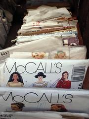 McCall's (Robert_Ross28d) Tags: fashion junk treasure patterns mccalls