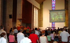 Contemporary Worship at Wesley