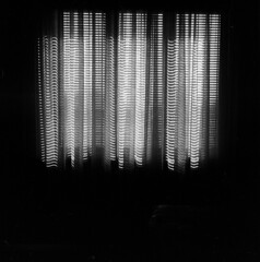 curtain (Davide Rusconi) Tags: old bw white black 120 film home rolleiflex self grey casa grigio fuji curtain gray d76 made developer 400 medium format neopan anseladams sistemazonale autaut zonalsystem