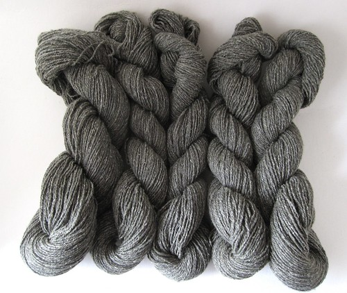 Reclaimed Silky Wool