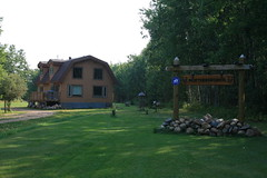 Alberta Hunting Lodge