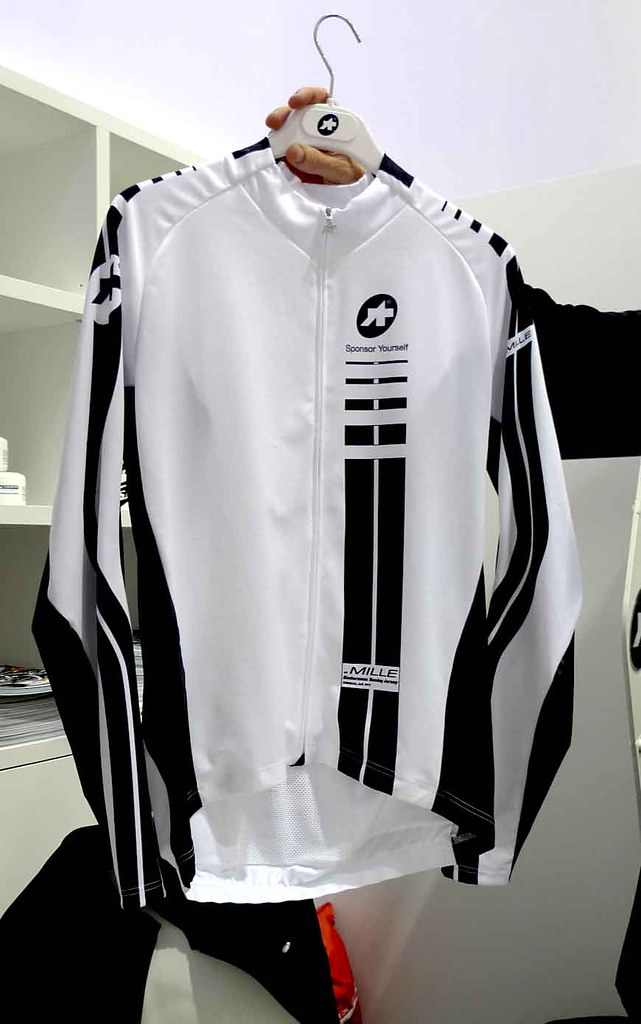 Assos Mille Long Sleeve Jersey