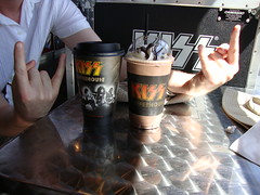 Our kiss drinks