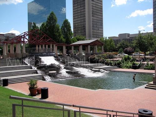 Kiener Plaza, St. Louis, Missouri
