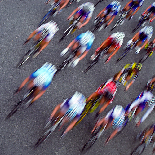 Bicycle race 2: Group