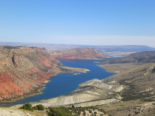 Flaming Gorge - Sheep Creek Overlook