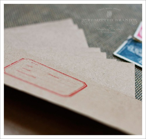 ::custom return address stamp::