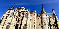 154 Astorga (Emmanuele Panzarini) Tags: blue sky project astorga