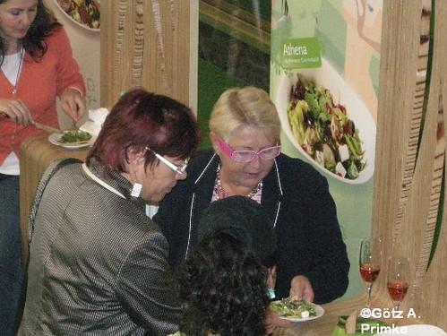 Greenys_Muenchen_Eroeffnung_Sep2009_039 Annemarie Heinrichsdobler Paula Pommer