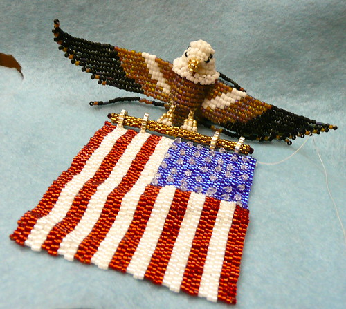 Eagle Bead Project