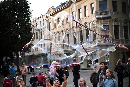 Burbuliatorius Kaune