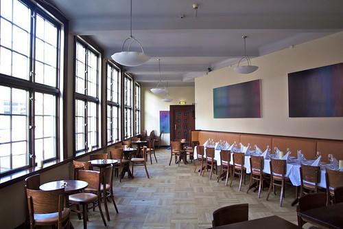 Historiske restauranter