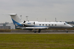 N82A - Private - Gulfstream G450 - Luton - 090915 - Steven Gray - IMG_7249