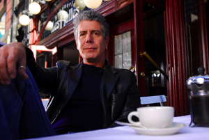 Bourdain press photo