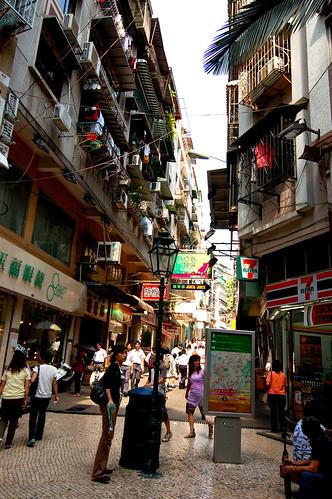 澳門歷史城區, Macau