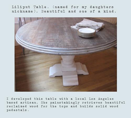 Liliput table 11