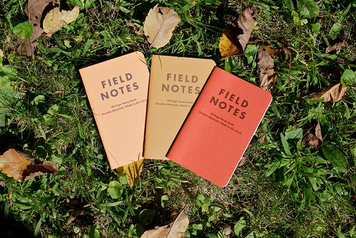 Field Notes | Mackinaw Autumn