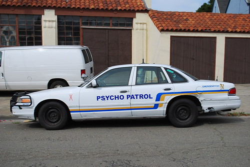 Psycho Patrol