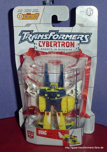 Evac   Cybertron Legends  Transformers 001