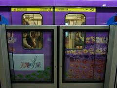 花博彩繪列車