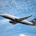 Embraer RJ Departing Charlotte