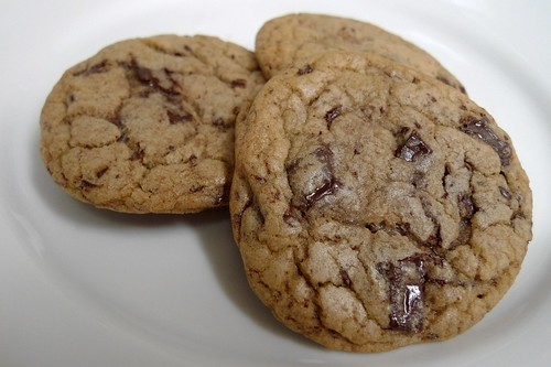 Not Without Salt's Chocolate Chip Cookies