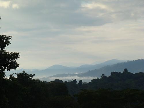 Panamá al amanecer, desde la torre, Kekoldi