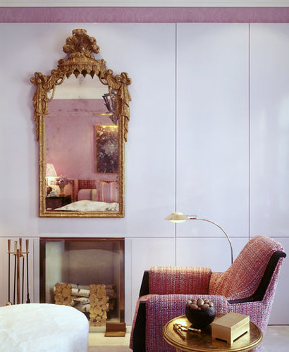 chair+fireplace+mirror