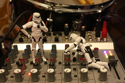LucasFilms Sound engineers (the real stuff)