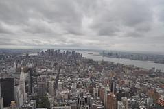 NewYork2009 (116) (JustinMHawks) Tags: new city newyorkcity empirestatebuilding newyorkpanorama