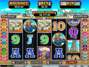 Texan Tycoon slot game online review