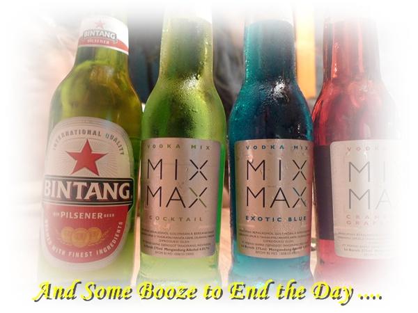 Booze in Ubud